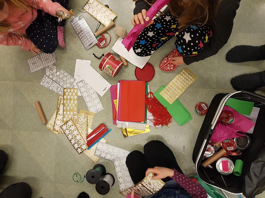 Perfekta julklappen – presentkort i smällkaramell